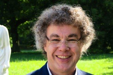 AfD-Kandidat Matthias Moosdorf.