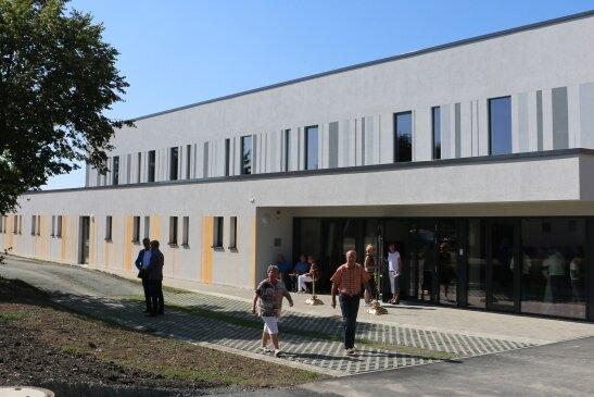 Die Gestaltung der Außenanlagen an der neuen Turnhalle ist der Schwerpunkt der geplanten Investition.