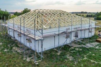 In Brunn liegt ein Satzungsentwurf bereit, um den neuen Standort für Eigenheime zu entwickeln.