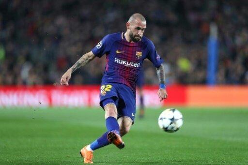 Aleix Vidal trägt künftig nicht mehr das Barca-Trikot