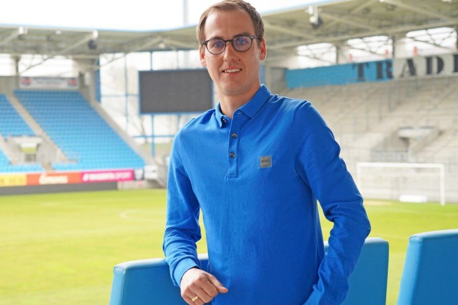 Marcus Jahn ist neuer Chef des CFC-Nachwuchsleistungszentrums.