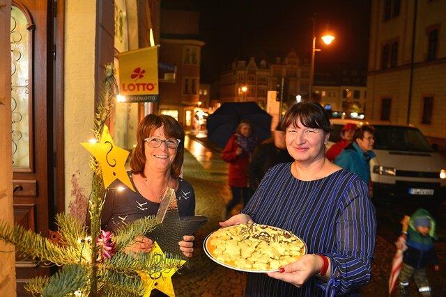 Nachtshopping: Mittweidaer Händler lassen Sterne zählen