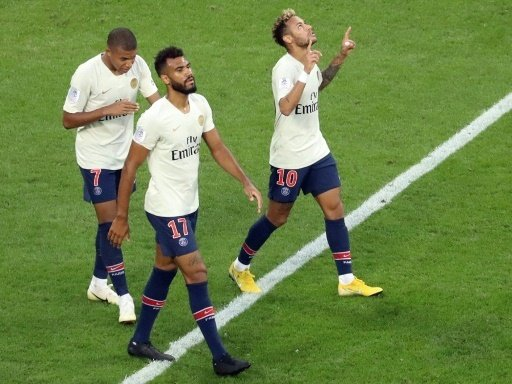 Neymar erzielt Doppelpack bei Paris-Erfolg