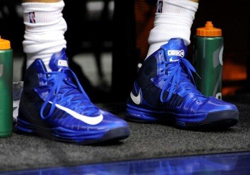 Die NBA kippt ihre Farbenregel bei der Schuhwahl