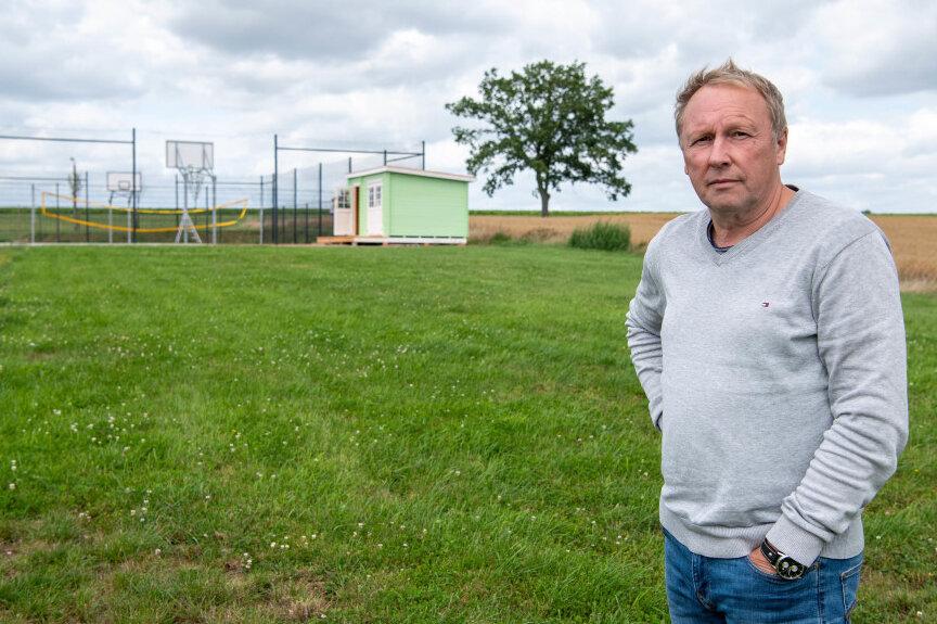 Andreas Wagner - Präsident des SV Union Milkau