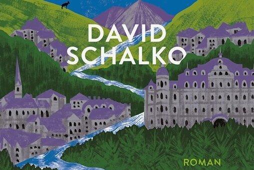 """David Schalko: """"Bad Regina"""".  Kiepenheuer & Witsch Verlag 400 Seiten. 24 Euro."""