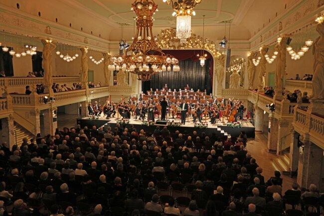 Das Orchester soll mit einem neuen Namen eine größere Strahlkraft bekommen.