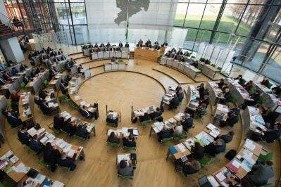 Umfrage: CDU/SPD in Sachsen ohne Mehrheit