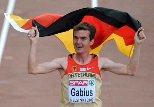 Gabius will beim Frankfurt Marathon ein Erfolgserlebnis