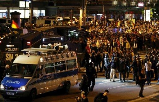 Wegen Krawallen: Berliner AK erwägt, nicht anzutreten