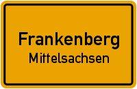 Protest gegen Klinik-Schließung in Frankenberg