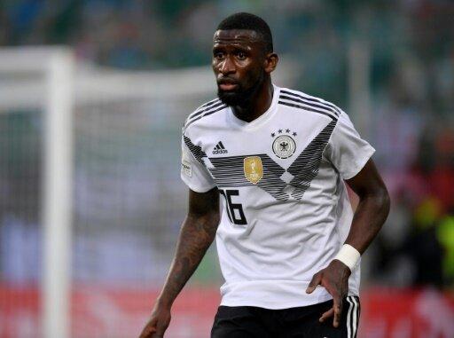 Antonio Rüdiger steht gegen Frankreich in der Startelf