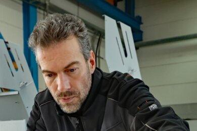 Geschäftsführer Titus Lehmann setzt mit seiner Firma neue Maßstäbe in der Filter-Technologie.