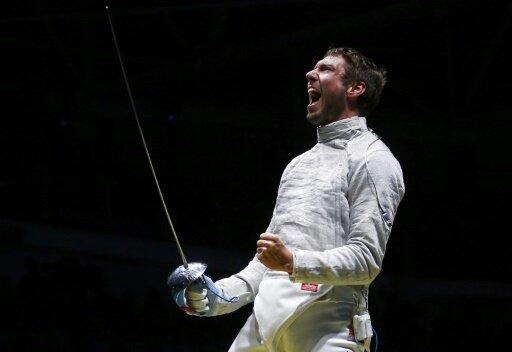 Säbelfechter Max Hartung gewann sein zweites EM-Gold