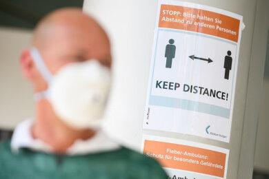 Am Montag hat dieStadtverwaltung Chemnitz 104 neue Corona-Fälle fürSonntag, Stand24 Uhr, gemeldet.