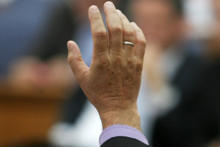 Bad Schlema: Gemeinderat stimmt für Fusion mit Aue