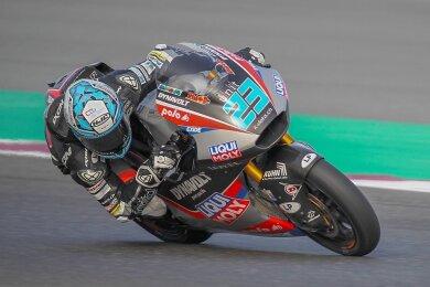 Marcel Schrötter wartet noch auf seinen ersten Grand-Prix-Sieg.