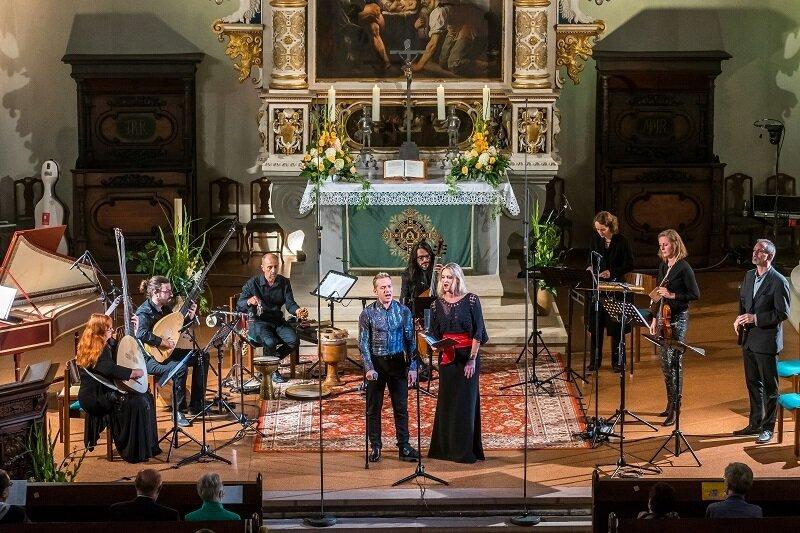 Musikfest Erzgebirge in der Bergkirche St. Marien