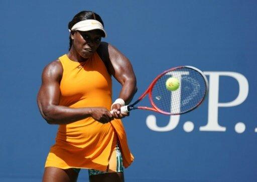 Sloane Stephens kämpft sich in Runde drei der US Open