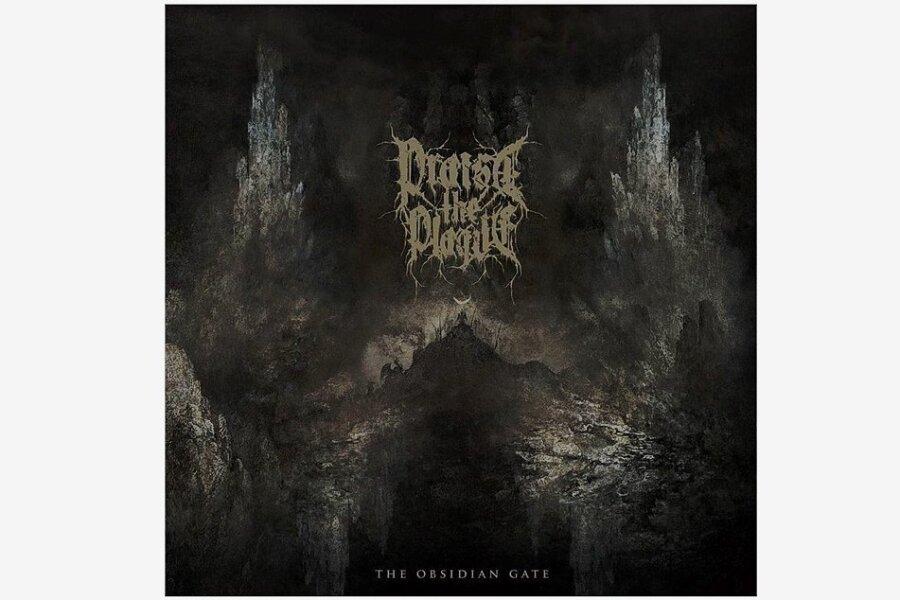 """Angeschwärzt: """"The Obsidian Gate"""" von Praise The Plague"""