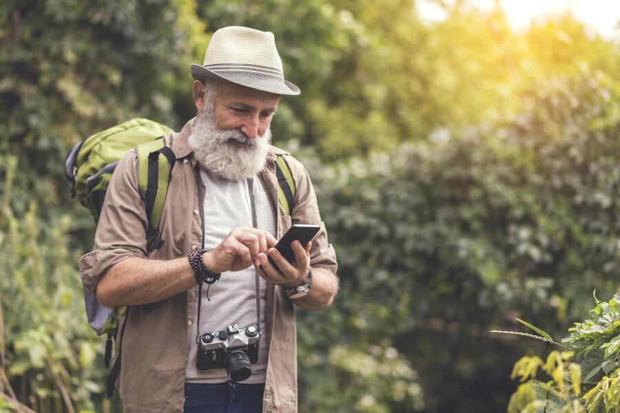 Nützliche Smartphone-Apps für Senioren