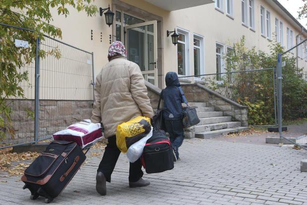 Rätselraten um Pläne für neues Heim für Flüchtlinge in Chemnitz