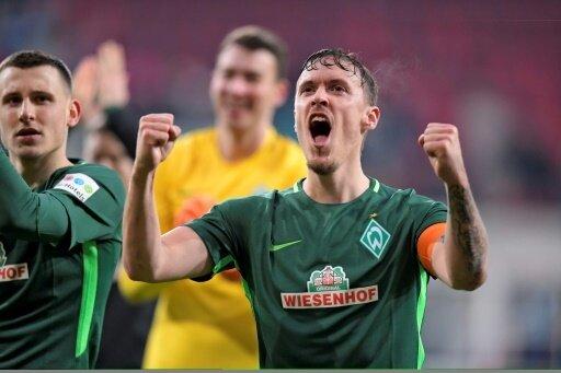 Testspiel: 8:0-Erfolg für Werder Bremen und Max Kruse