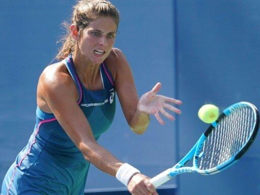 Julia Görges scheitert bei den US Open in Runde 2