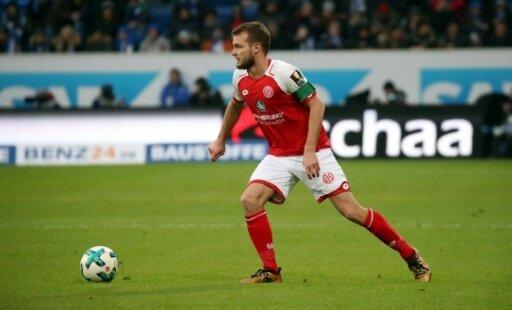 Daniel Brosinski trifft für Mainz gegen Koblenz