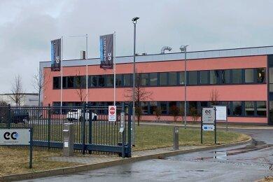Die Firma E-Control-Glas entwickelt nanobeschichtetes Spezialglas. Das Unternehmen ist im Gewerbegebiet Oberlosa ansässig.