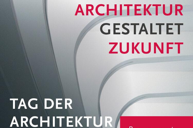 Tag der Architektur 2021 am 26. und 27. Juni - Baukultur live und online erleben
