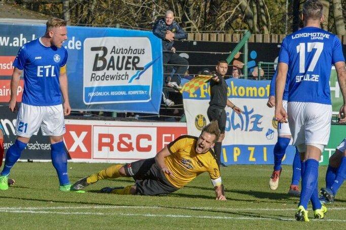 Bittere Pokalniederlage für VfB Auerbach