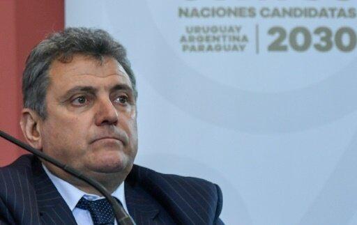 Vom Komitee ersetzt: Uruguays Ex-Fußball-Boss Valdez
