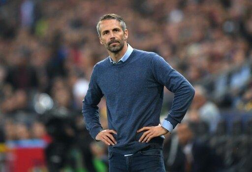 Enttäuscht: Salzburg-Trainer Marco Rose