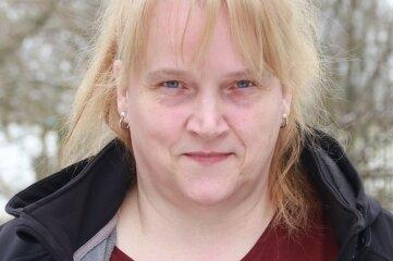 Die Weißensander Ortsvorsteherin Simone Hübschmann setzt sich für den Erhalt des Sportvereins ein.
