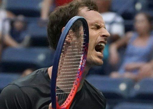 Andy Murray ärgert sich über das Aus in New York