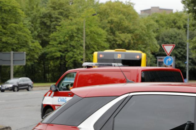 Pfefferspray im Bus versprüht - drei Verletzte