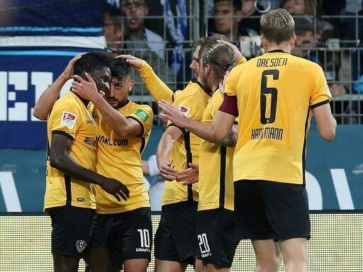 Dynamo Dresden erwirtschaftet Rekordumsatz