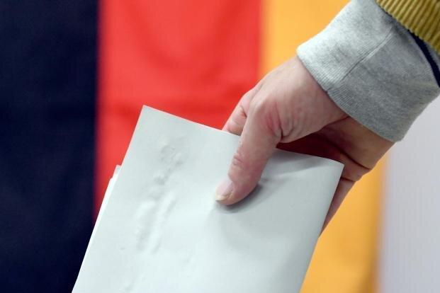 Bundestagswahl: Alle Wahlergebnisse in Sachsens Städten und Gemeinden