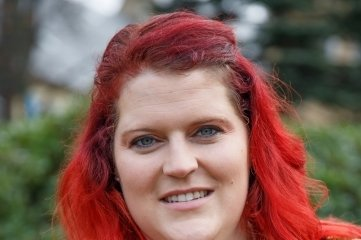 Aline May ist die neue Vorsitzende des Faschingsvereins Scheibenberg.