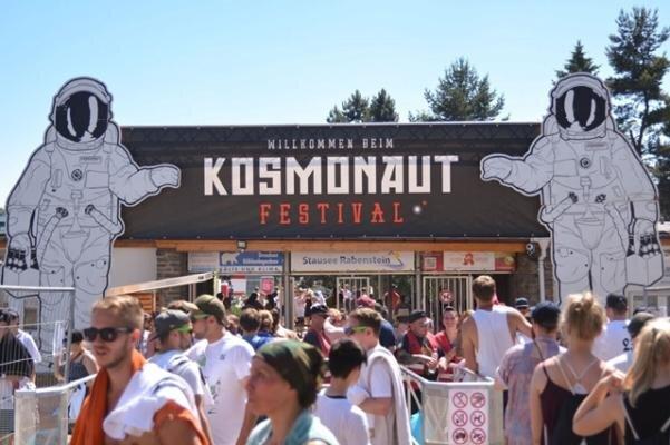 Diese Musiker treten beim Kosmonaut-Festival 2018 auf