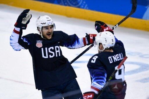 USA tritt im Viertelfinale gegen Tschechien an