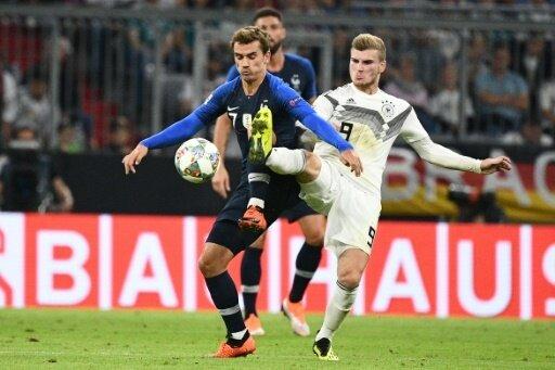 Keine Tore zwischen Deutschland und Frankreich