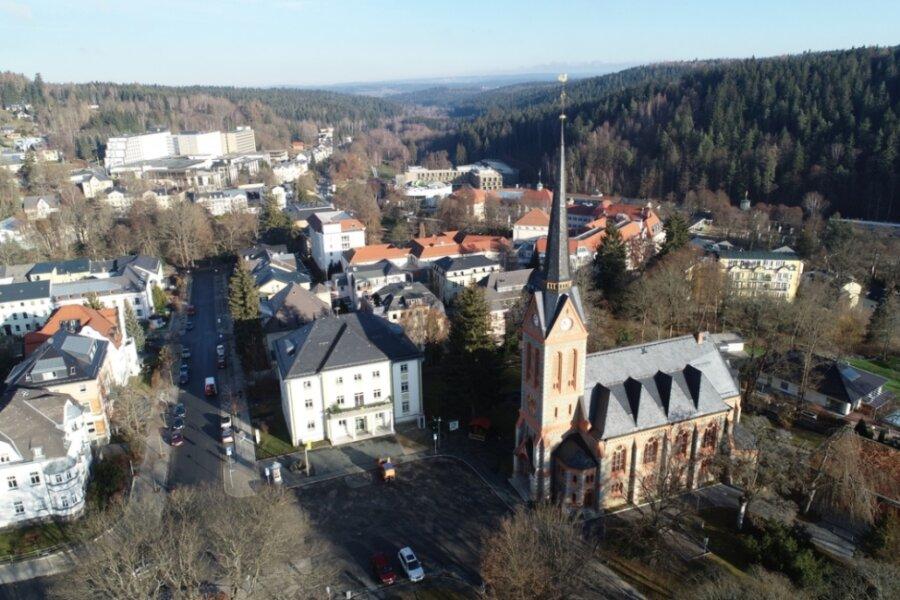 Gestaltungswettbewerb für Kirchplatz von Bad Elster geht in entscheidende Phase