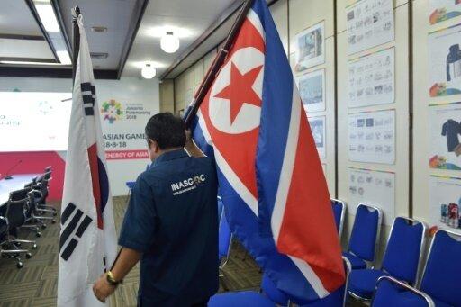 Süd- und Nordkorea kooperieren bei den Asienspielen