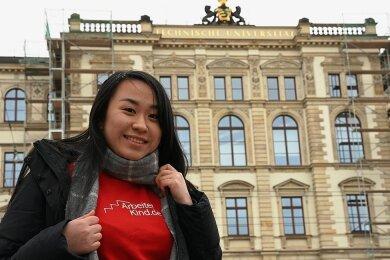 Berät Studenten aus dem Arbeitermilieu: Thi Dieu Ninh Nguyen.
