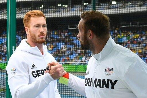 Die Hartings duellieren sich bei der EM in Berlin