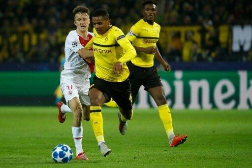 Manuel Akanji wird dem BVB drei Wochen fehlen