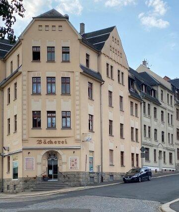 An der heutigen Robert-Müller-Straße wohnte Walther Petzold.