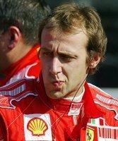 Luca Badoer übernimmt für Felipe Massa